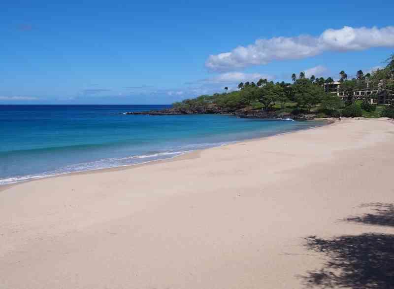 Hapuna Beach via Shutterstock