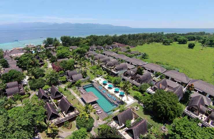 Hotel Vila Ombak via Traveloka