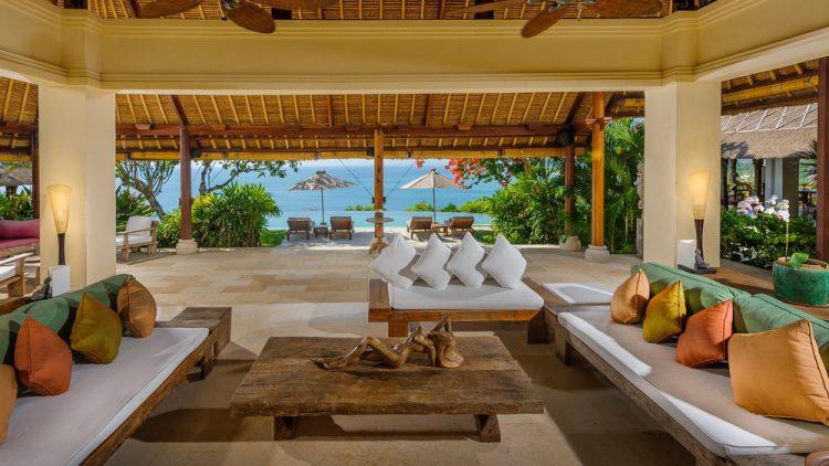 Interior hotel villa bayuh sabbha