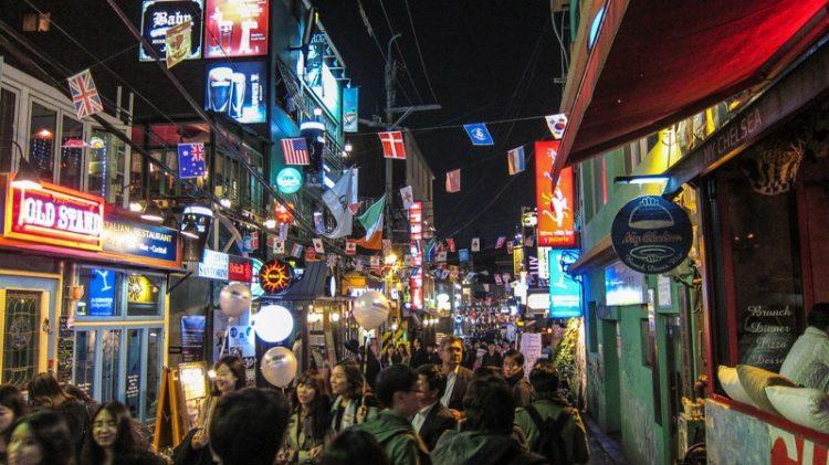 Itaewon Street via Koreatodo