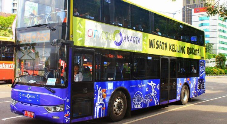 Jakarta City Tour Bus via Inoindians