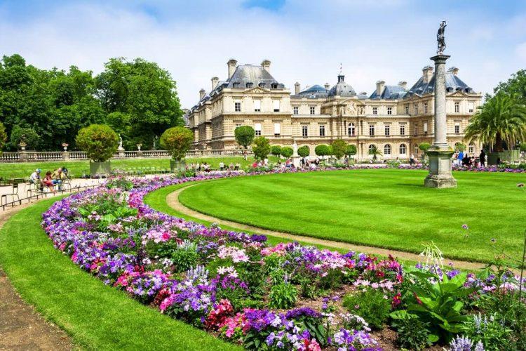 Jardin du Luxembourg via Itinari