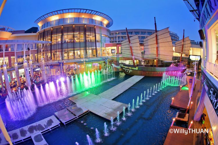 Jungceylon Shopping Mall Foto by WillyTHUAN