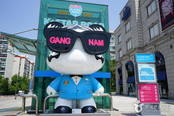K-Star Road via Visitkorea.or.kr