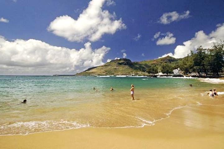 Kalapaki Beach via Kauai