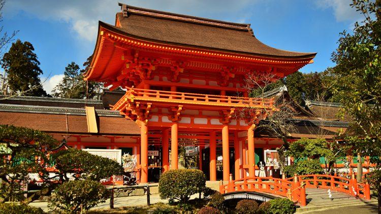 Kamo Wake Ikazuchi Shrine via Japan High Light Travel - Tempat Wisata di Kyoto