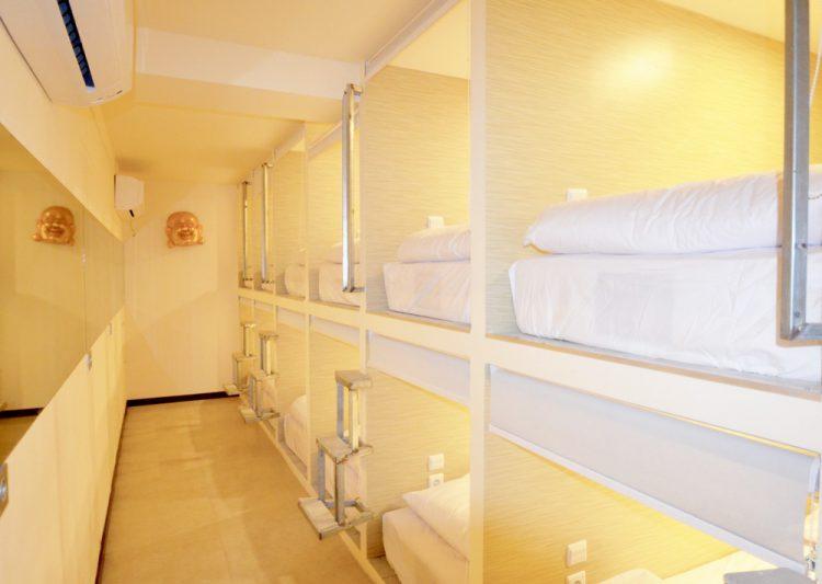 Karisa Pods, Hotel Kapsul dengan Sentuhan Budaya Lokal