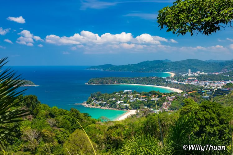 Karon Viewpoint Foto by WillyThuan