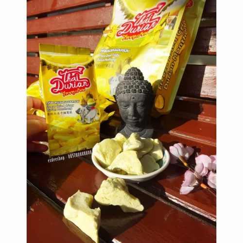 Keripik Durian via Tokopedia