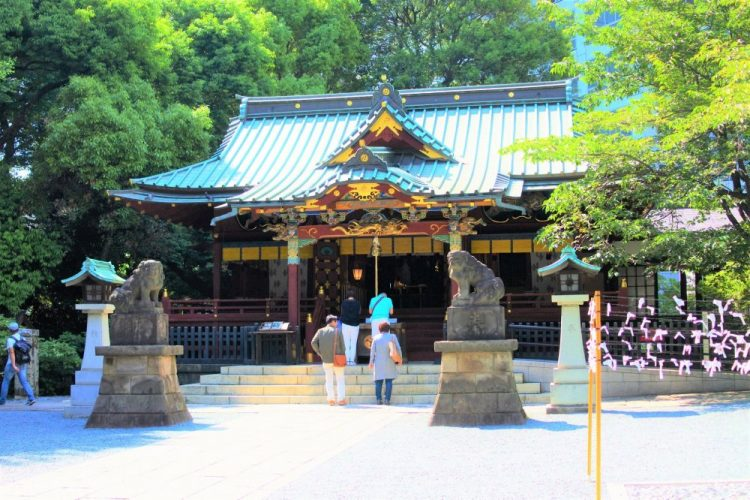 Konno Hachimangu Shrine via Japan Travel