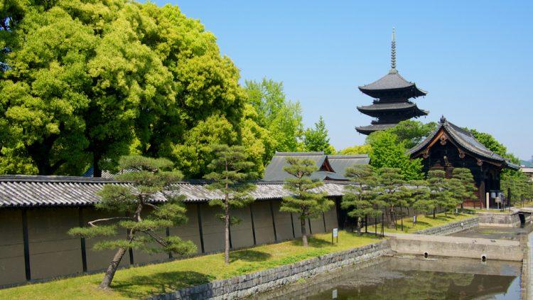 Kyoogokoku-ji via Japan High Light Travel