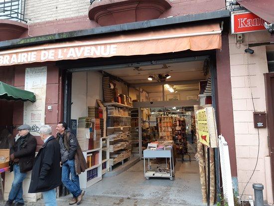 La Librairie de l'Avenue via Tripadvisor