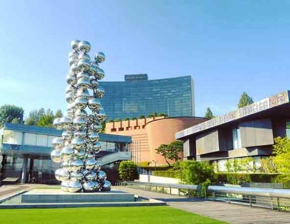 Leeum Samsung Museum Of Art via IG @fedeworld