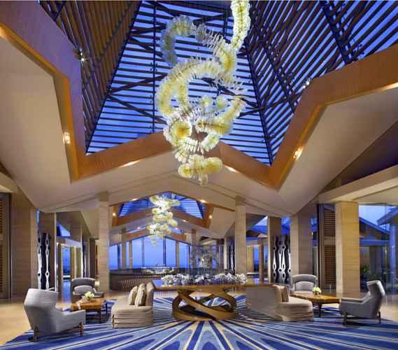 Lobi Mulia resort nusa dua