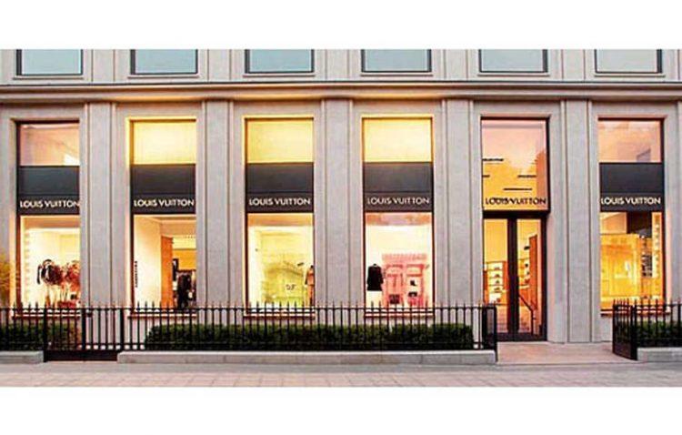 Louis Vuitton di Avenue Montaigne via Beritasatu