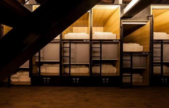 M Boutique Hostel via Facebook