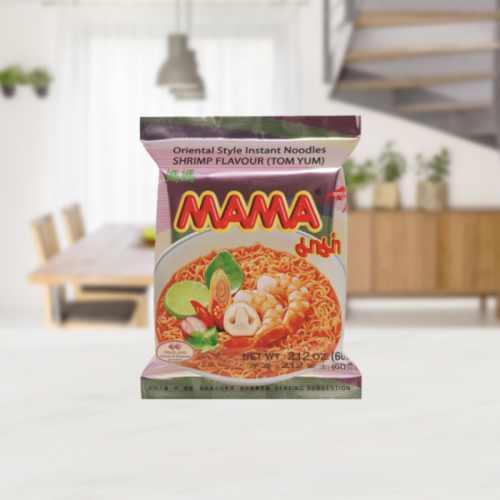 MAMA Tom Yum via Thai President Food Pls