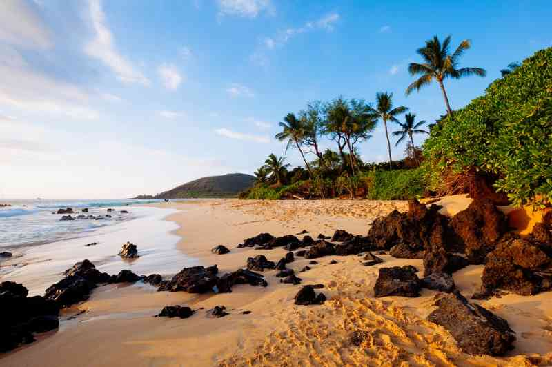 Makena Beach via Shutterstock