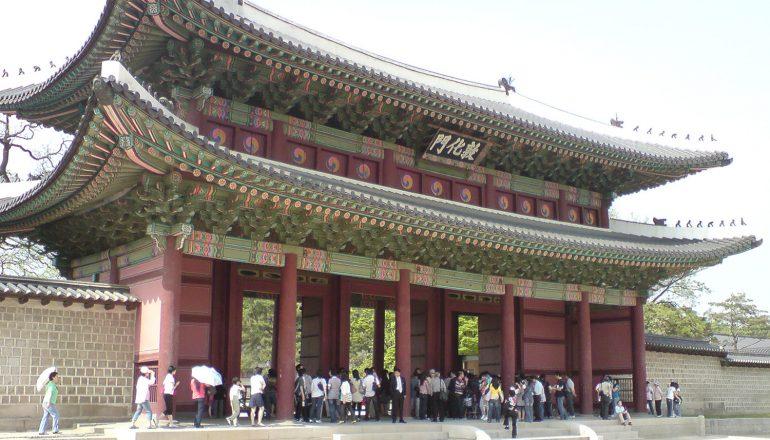 Mengunjungi Istana Changdeokgung via Liawisata