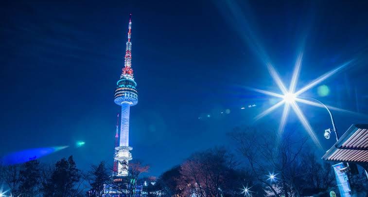 Mengunjungi Seoul Tower via Lalabil.wordpresscom