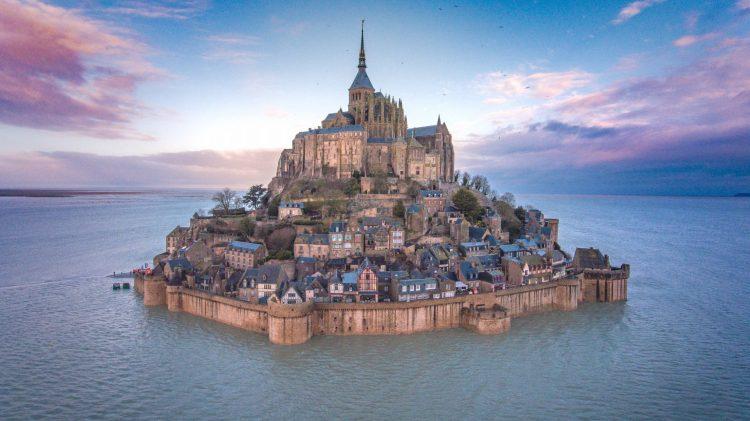 Mont Saint Michel via Bogseventravel