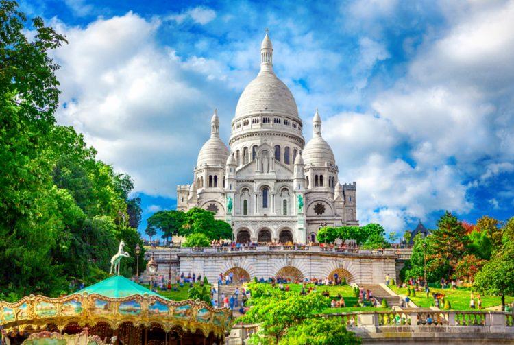 Montmartre via Heygo