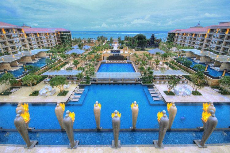 Mulia Resort Nusa Dua via Tripadvisor