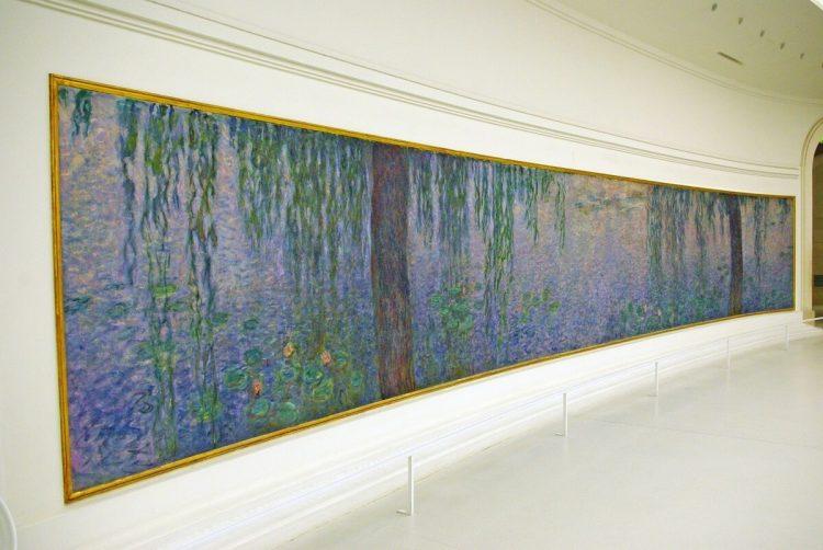 Musée de l'Orangerie via Frenchmoments