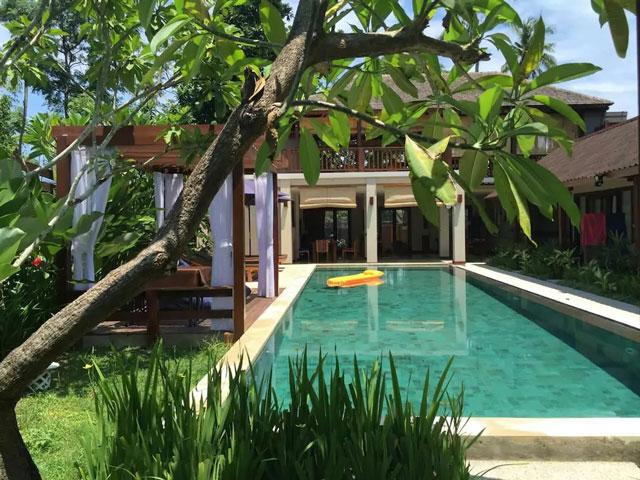 My Friend's Villa via Airbnb