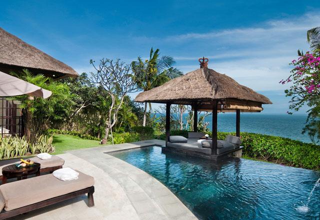 Ocean Front Cliff Pool Villa