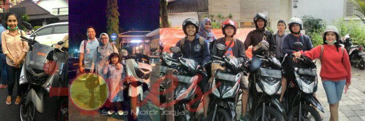 Ones Rental Sewa Motor Jogja