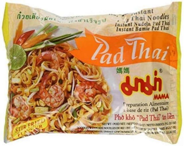 Pad Thai Instan via Tokopedia