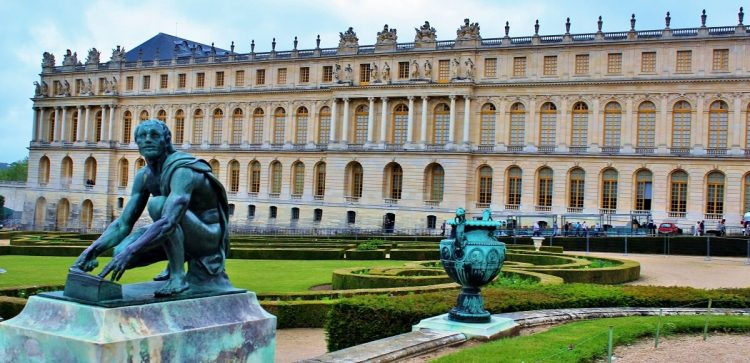 Palace of Versailles via Parisbym
