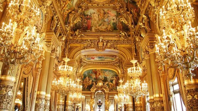 Palais Garnier via Getyourguide