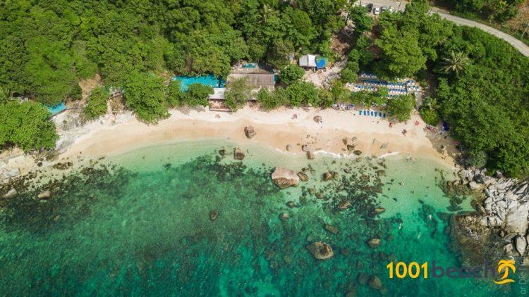 Pantai Ao Sane via 1001beach