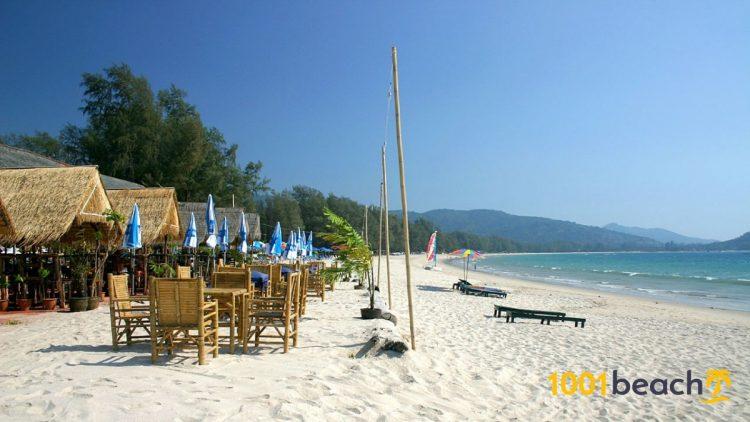 Pantai Bangtao via 1001beach