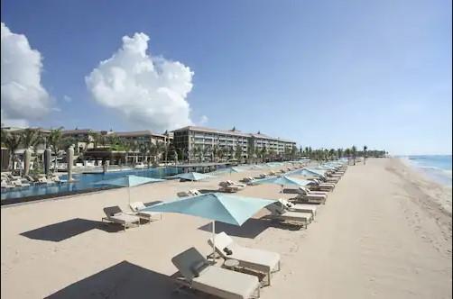 Pantai Mulia resort nusa dua