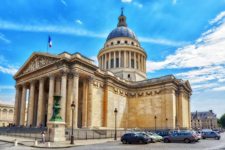 Panthéon via Lonelyplanet