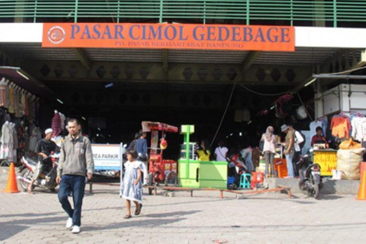 Pasar Gedebage via Republika