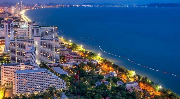 Pattaya via Cruisemapper