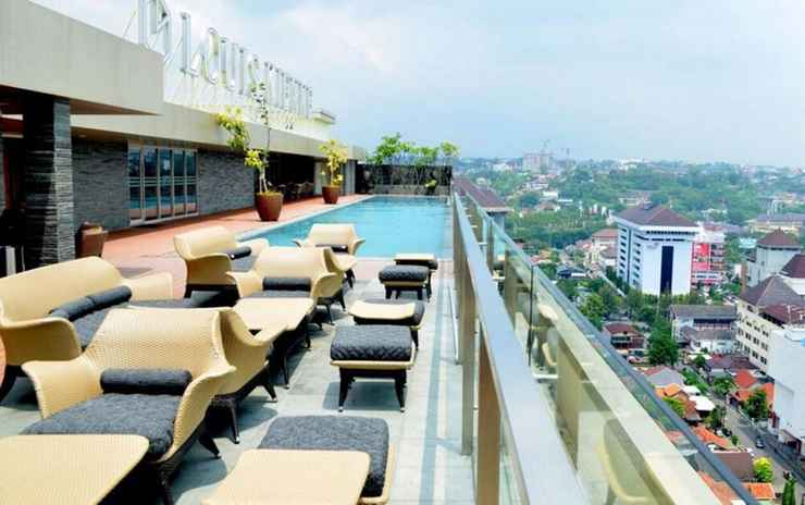 Percaya Deh, Kalian Bakalan Menyesal Kalau Melewatkan Kesempatan Nginap diLouis Kienne Hotel Simpang Lima via Traveloka
