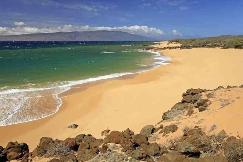 Polihua Beach via Shutterstock