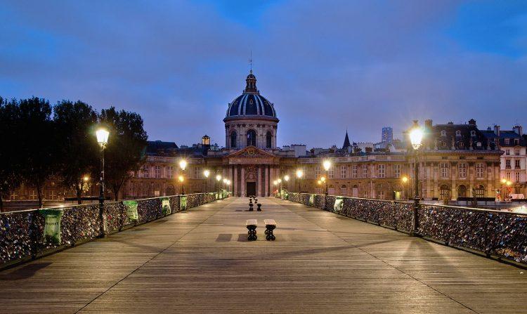 Pont des Arts via Pkua