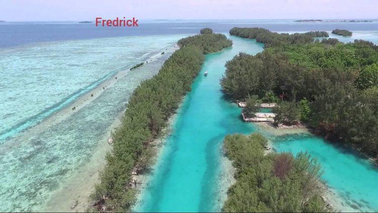 Pulau Air Foto By Fredick
