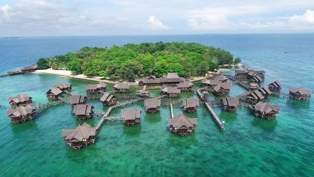 Pulau Ayer via Kumparan