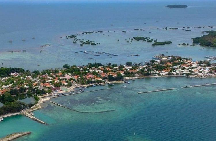 Pulau Lancang via IG @kang_jidek