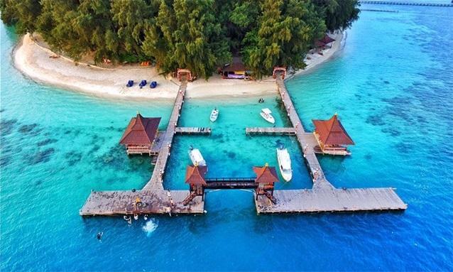 Pulau Sepa via Nusa Tour
