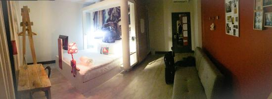Qbic London City Fun Room via Tripadvisor