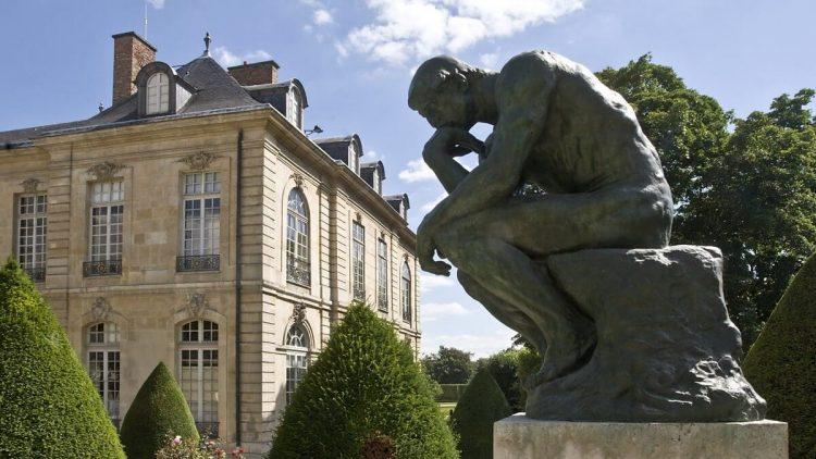 Rodin Museum via BBC