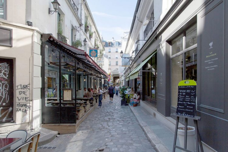 Rue du Commerce via Bonjourparis